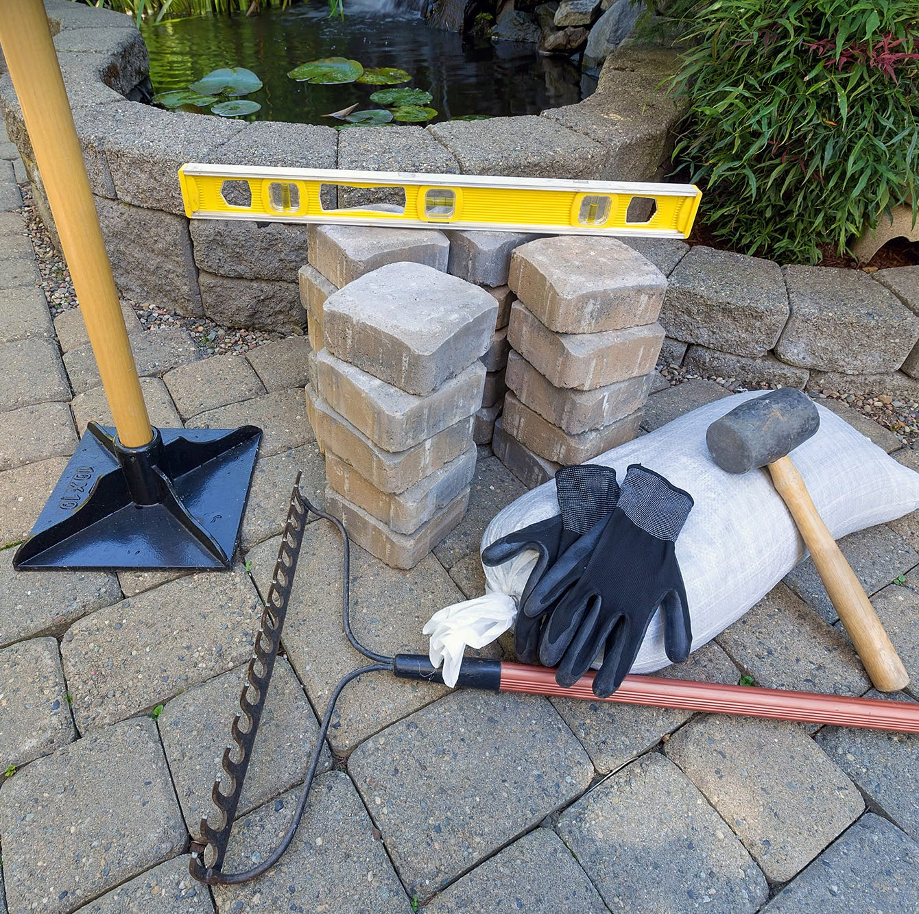 Angie's List: What kind of maintenance does my hardscape require?