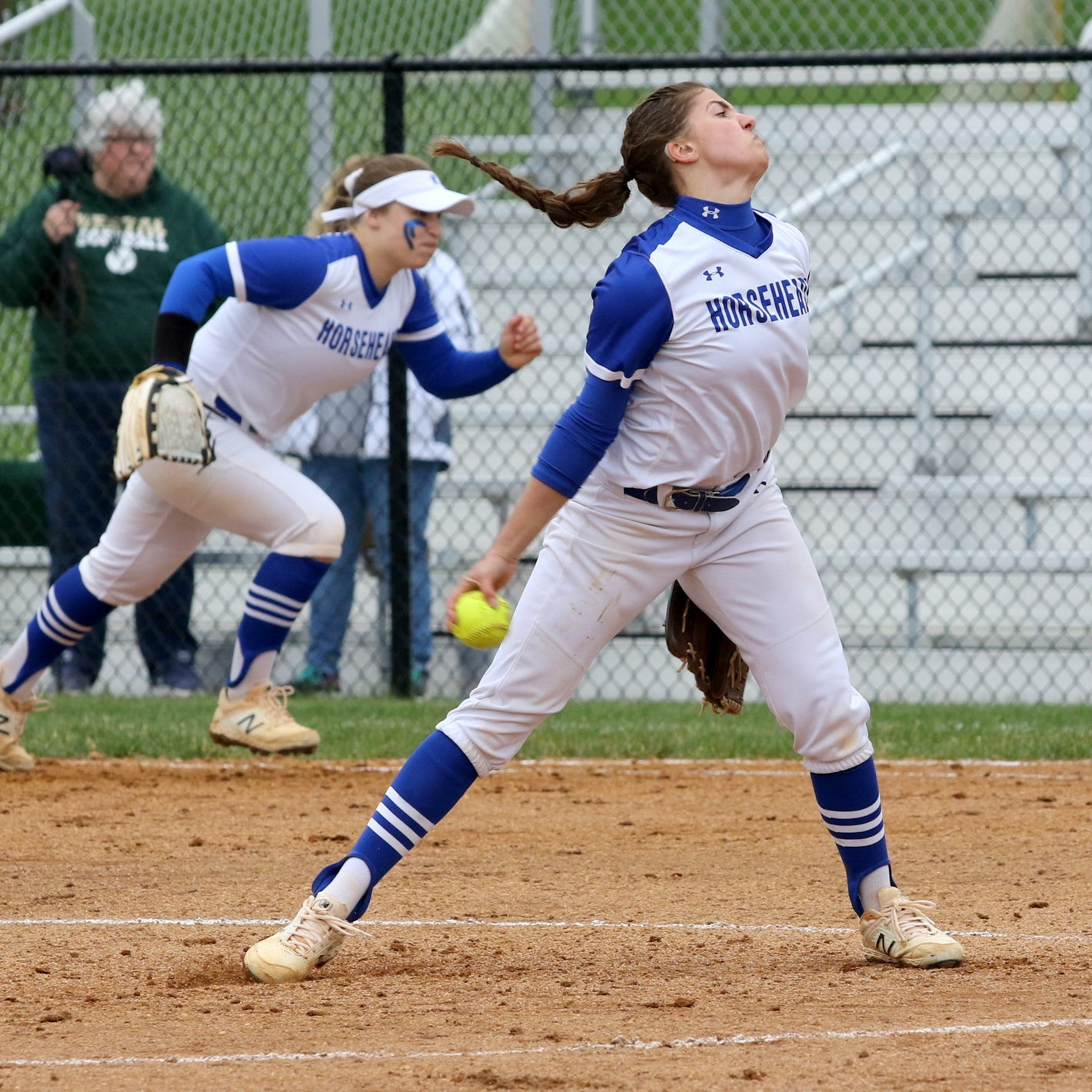 Horseheads' Maddie Rogers makes it back-to-back no-hitters