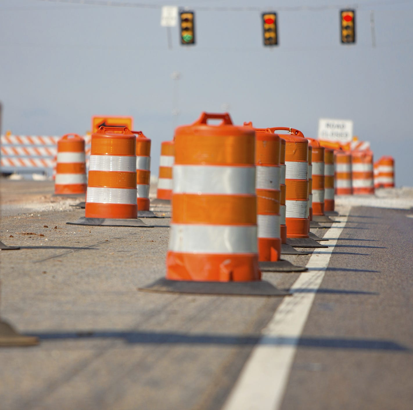 Massive road work project is going to cause delays on I-275