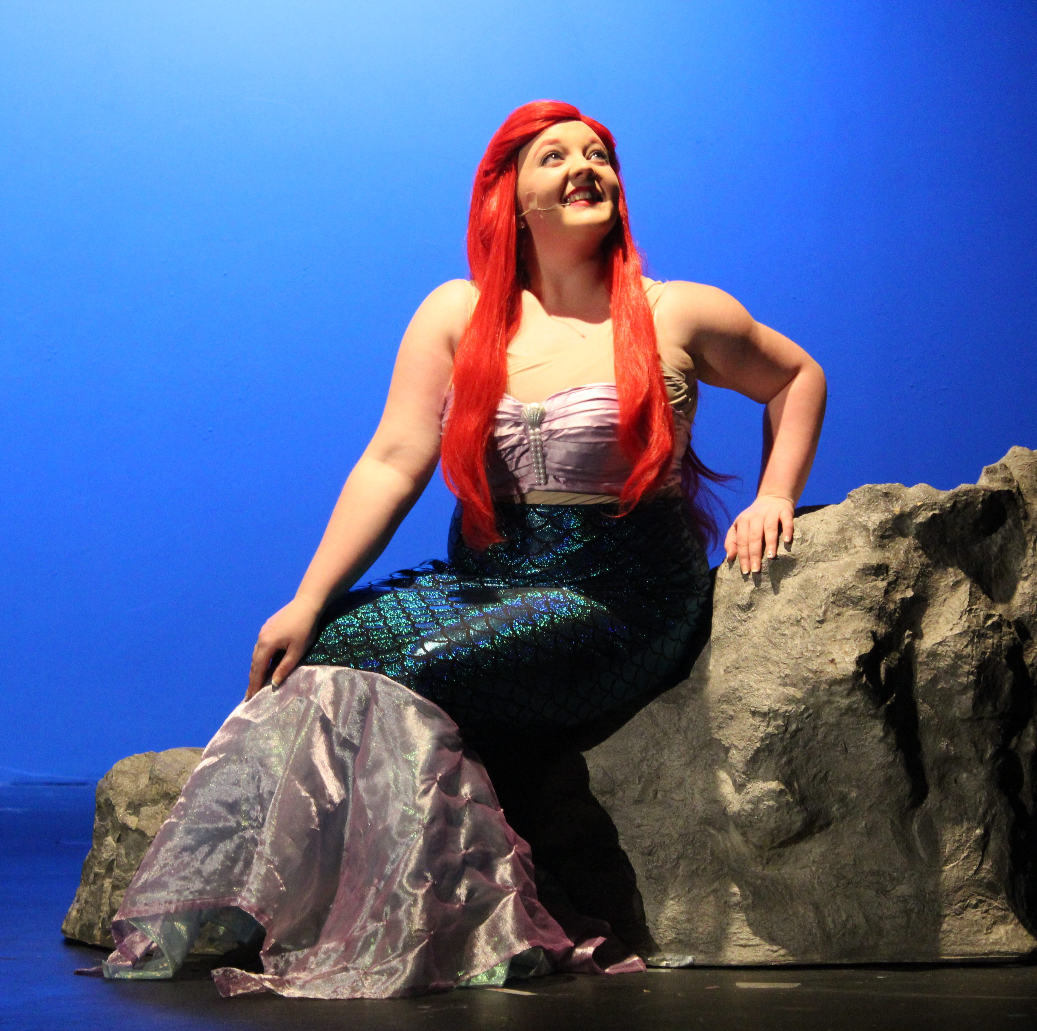 Fremont troupe going under the sea for 'Little Mermaid' production