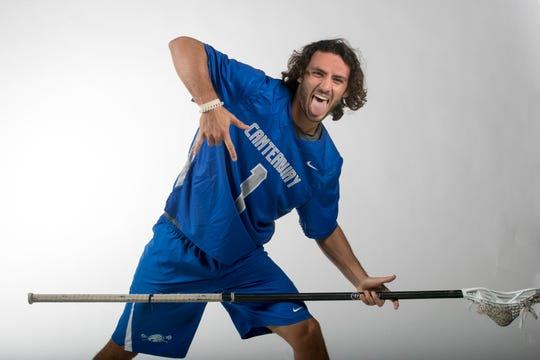 Jeremy Barrett, Canterbury, Lacrosse, Spring All-Area Athletes