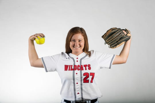 Alex Salter, Estero, Softball, Spring All-Area Athletes
