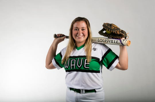 Vivian Ponn, Fort Myers, Softball, Spring All-Area Athletes