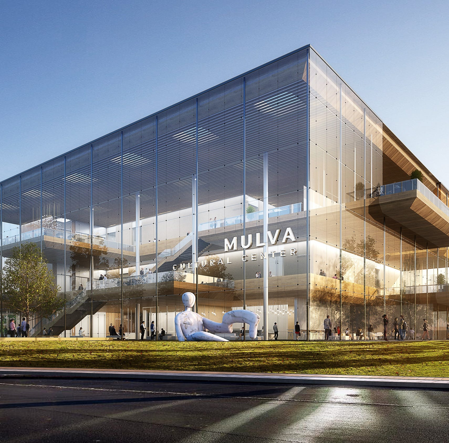 Mulva family to donate $50 million for 'world-class' cultural center in De Pere