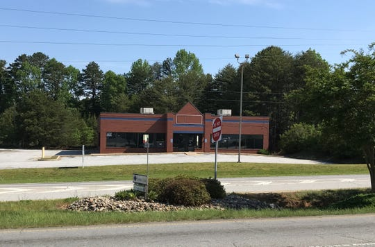 The former Blockbuster in Easley is slated to become a Popeyes.