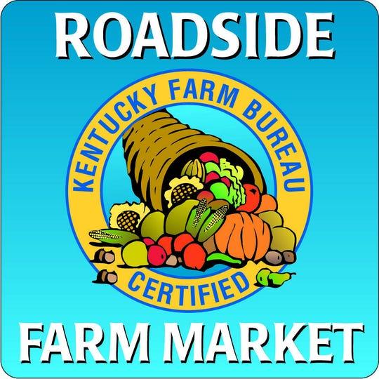 Kentucky Farm Bureau (KFB) Certified Roadside Farm Market Program.