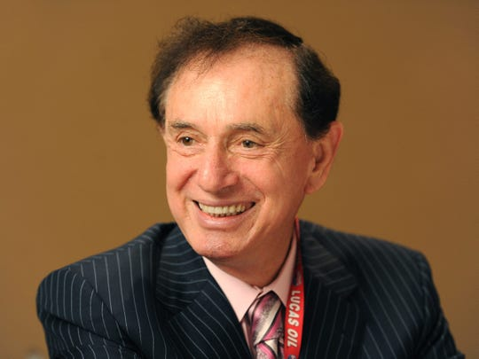 "Forrest Lucas, president and CEO of Lucas Oil Products, is executive producer of the film ""Bennett's War."""