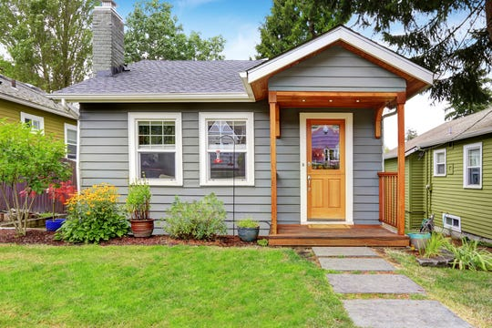 Curb appeal can tell a potential buyer a lot about a home before they even step inside