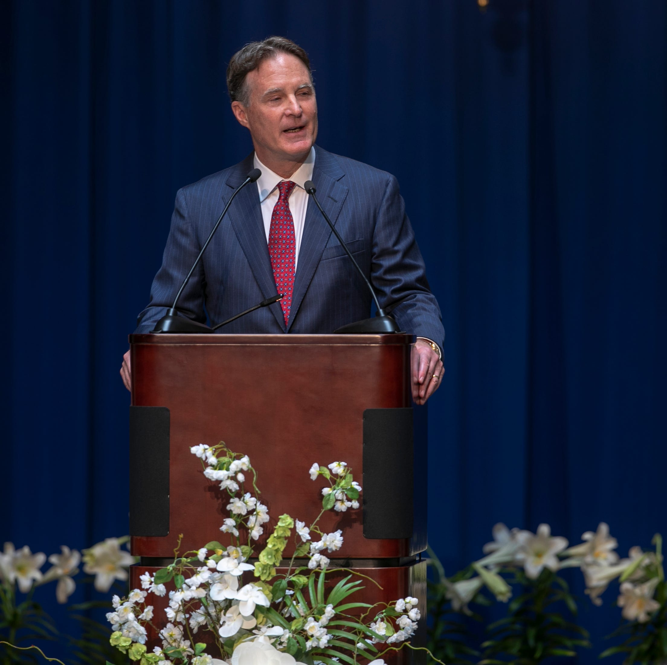 'You can see a page of history turning': Birch Bayh remembered at Statehouse memorial service