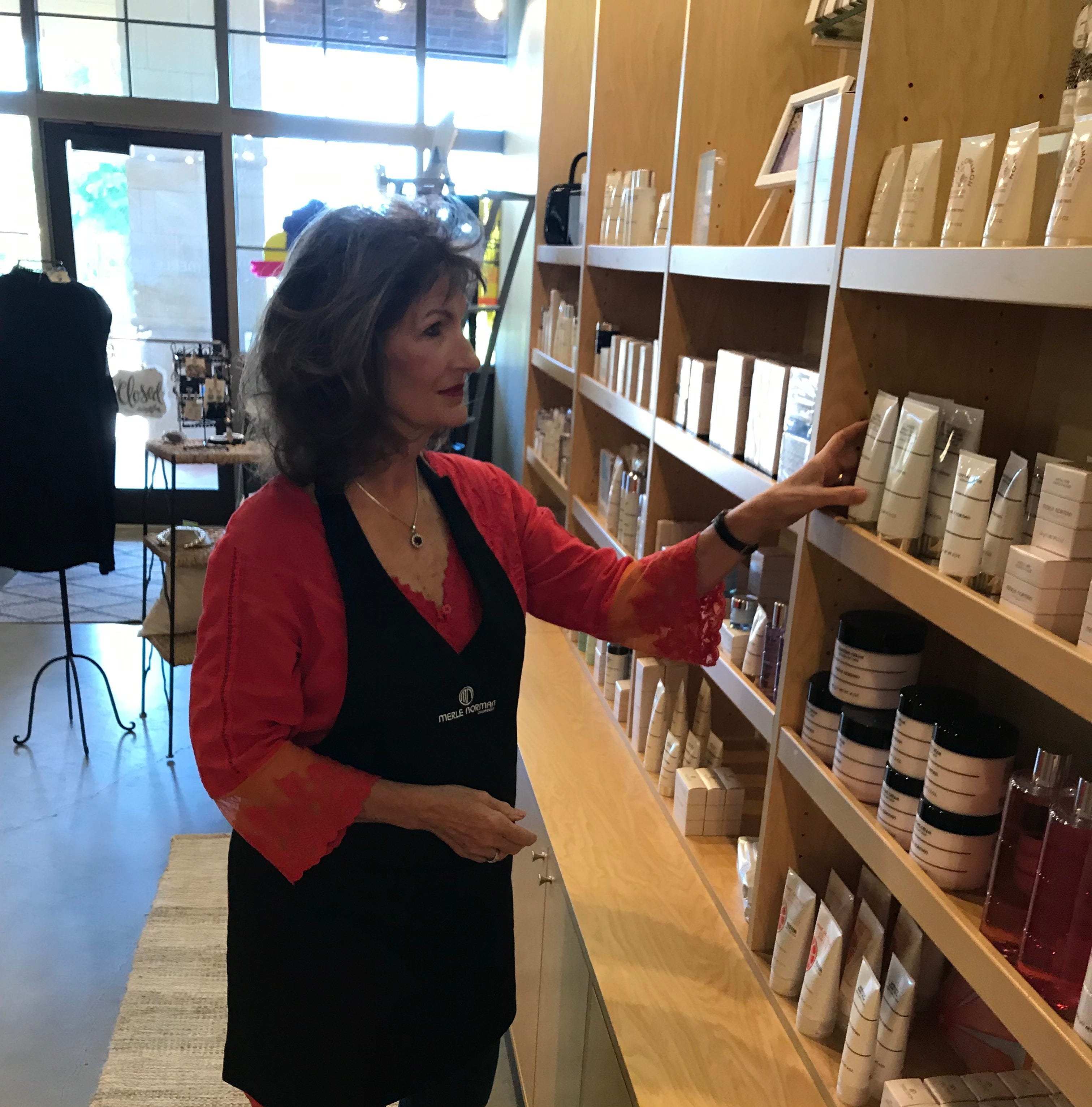 Cosmetics and clothes: New Merle Norman studio opens in Madison