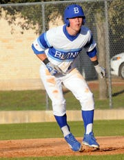 Before Elijah MacNamee started hitting home runs in a Mississippi State uniform, he played one season at Blinn Community College in Brenham, Texas.