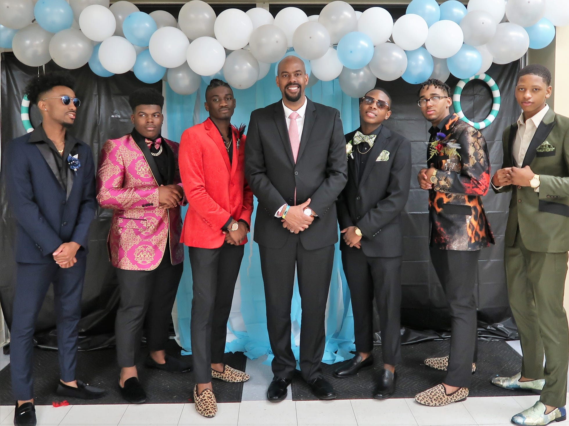 North Side High School held their 2019 prom, Friday, April 26.