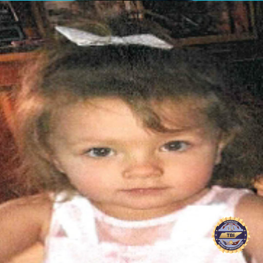 Nevaeh Dockery, 2, was last seen with her non-custodial mother Haley Dockery in Maryville on Monday, April 29.