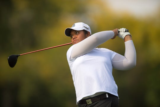Purdue senior Melati Putri leads the Boilermakers into the NCAA Norman Regional