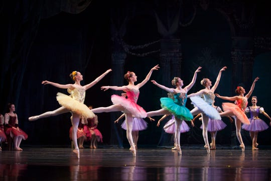 Lafayette Ballet Theatre and Acadiana Center for the Arts present Excerpts from The Sleeping Beauty this weekend.