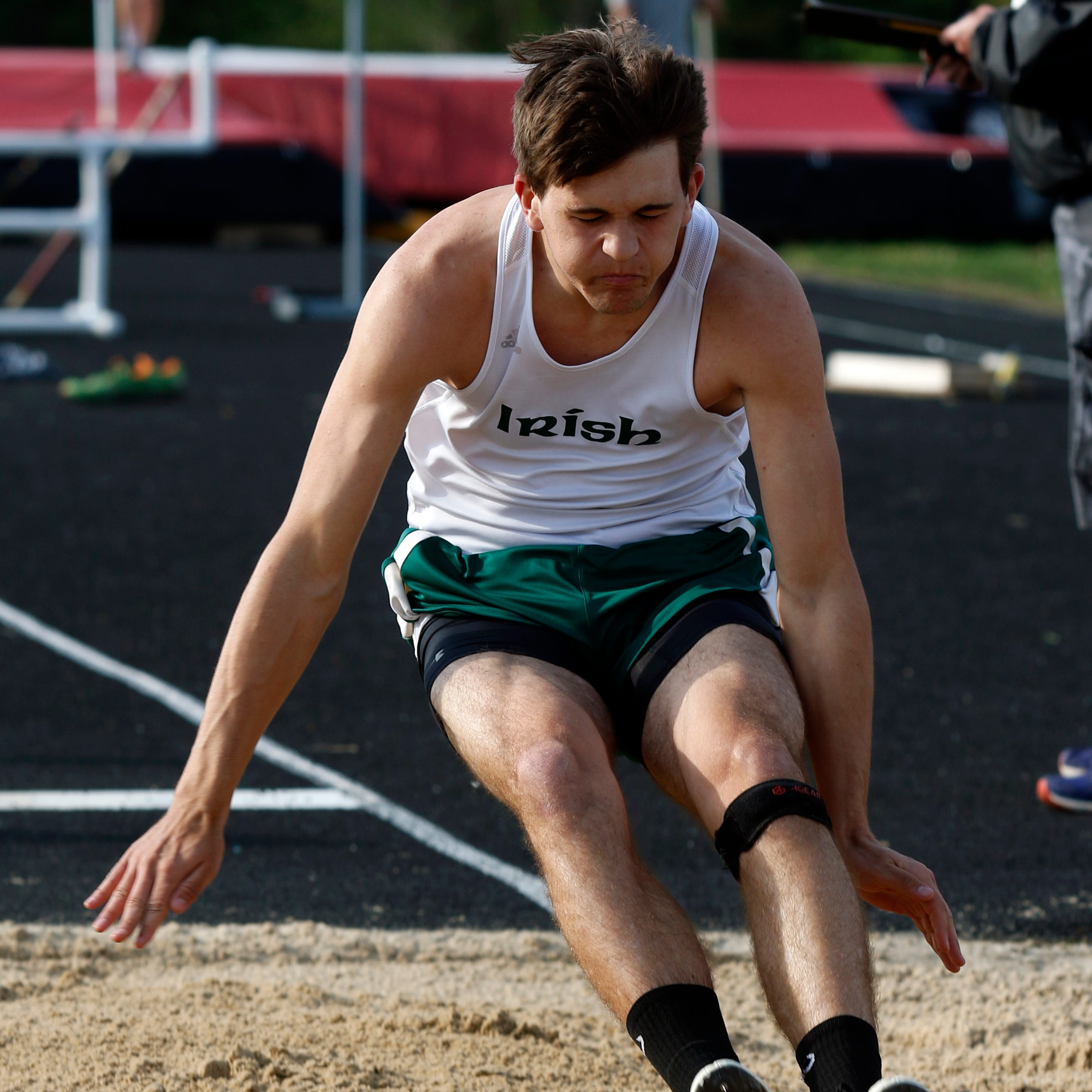 Bob Hamm Invitational: Fisher Catholic's Daniel Turner continues to excel in two sports