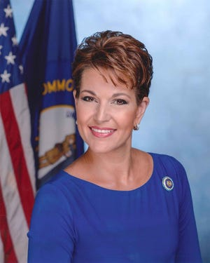 Heather French Henry is a candidate for Kentucky Secretary of State.