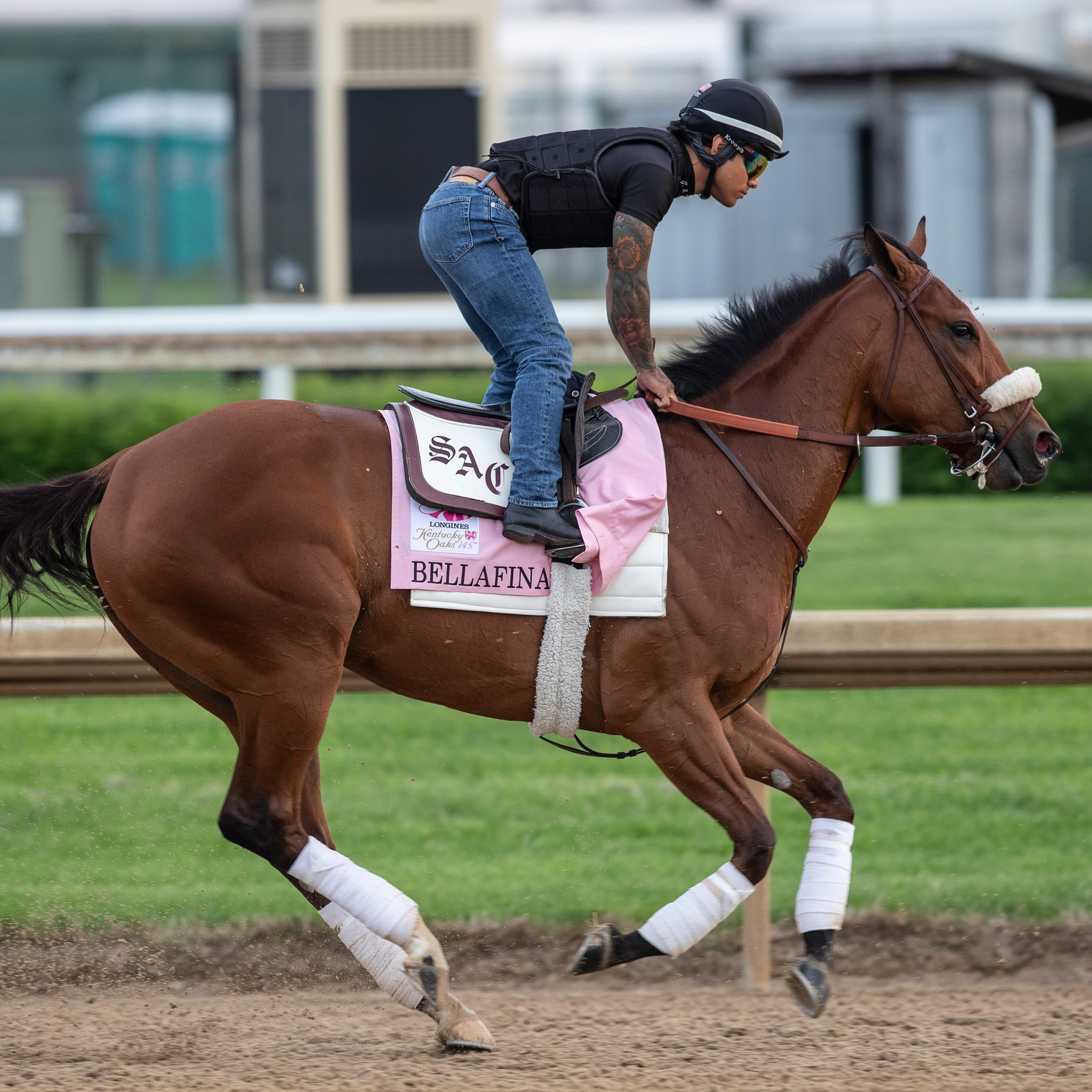 Will Bellafina win the 2019 Kentucky Oaks? Here's an analysis of the field (and a pick)