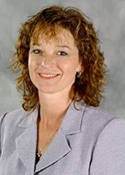 Malinda Dutkowski JCPS principal.
