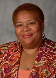 Angela Allen JCPS principal.
