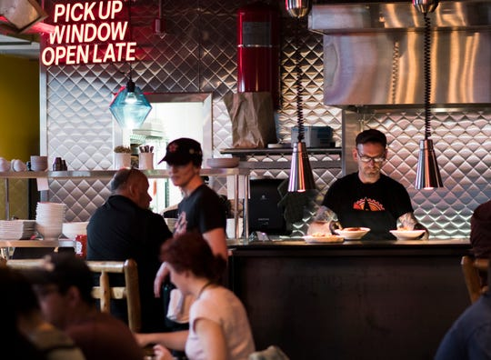 Zane Vicknair out as chef and owner of