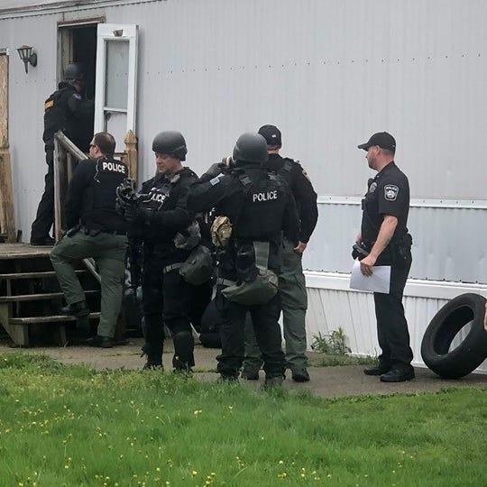 3 arrested in second drug raid in same day in Crestline