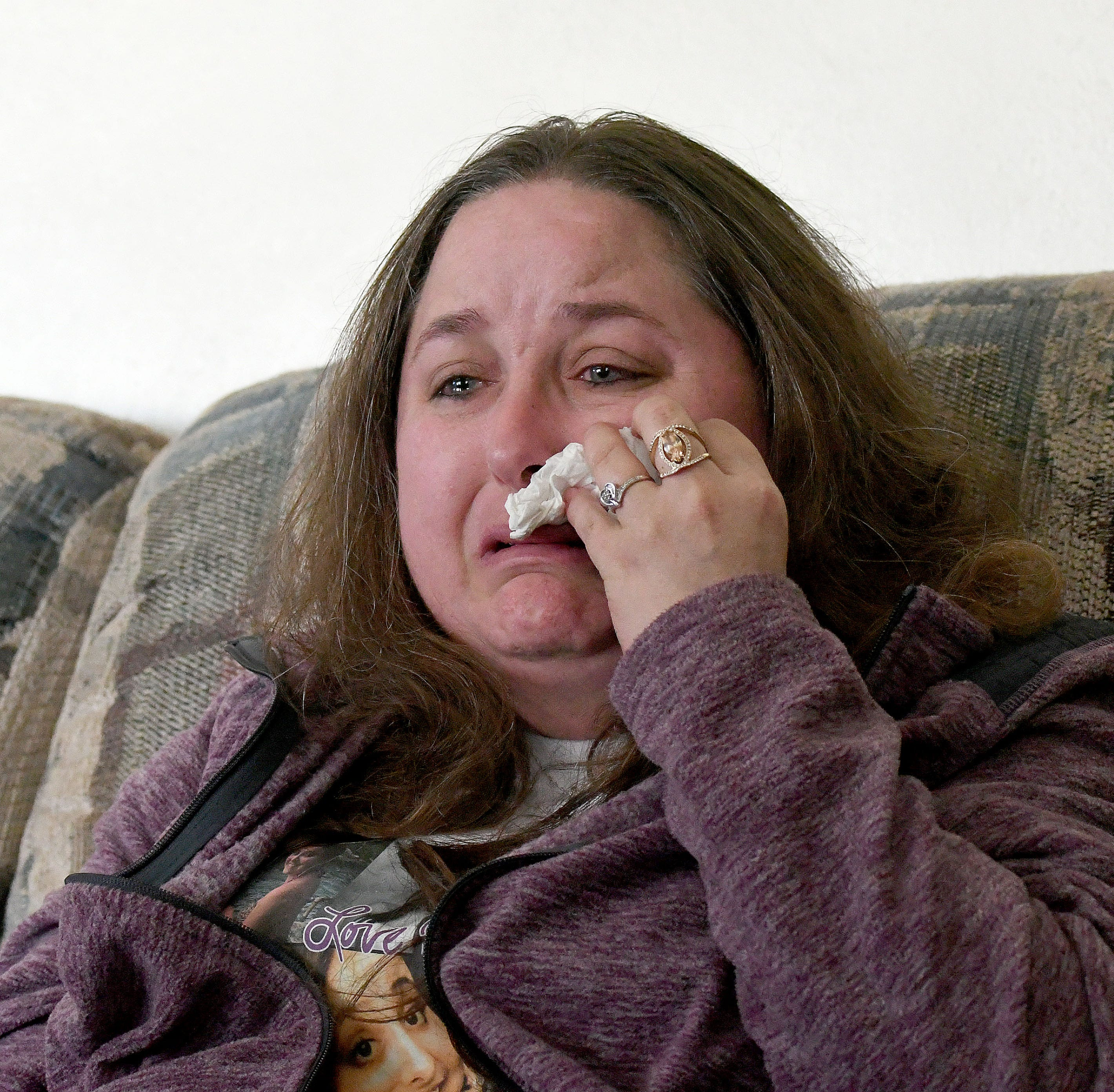 Pain never goes away for family of domestic-related homicide