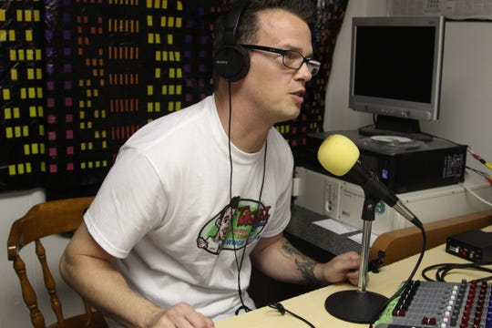 """Longtime radio personality Chad """"Weasel"""" Harrison will make a return to the airwaves Saturday morning on WWGH 107.1 FM after taking a hiatus from the radio scene in 2007."""