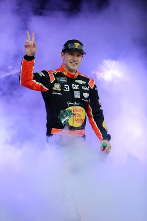 Daniel Hemric is a rookie in the Monster Energy NASCAR Cup Series this season after contending for Xfinity Series titles.