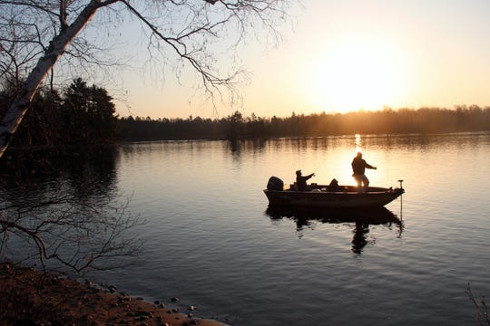 Anglers will take to the waters throughout Wisconsin on Saturday, opening day of the 2019 Wisconsin general fishing season.