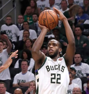 Khris Middleton is an unrestricted free agent, coming of an all-star season in 2018-19.