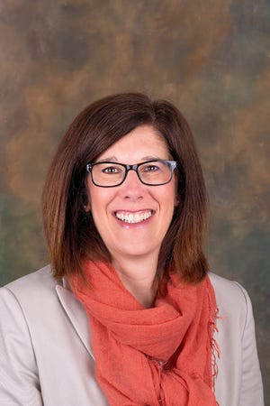 """Elizabeth """"Nan"""" Champe was named library director at the Pewaukee Public Library."""