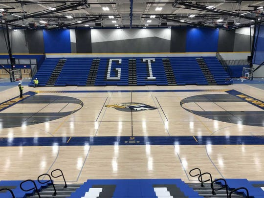 The Germantown High School Field House opened in early February with regular season games played by both its boys and girls basketball teams.