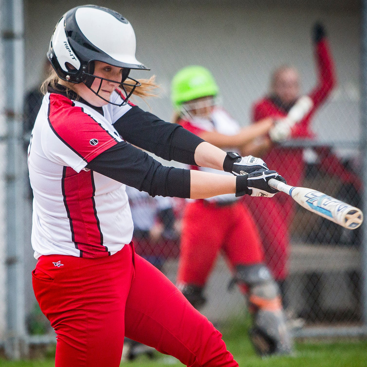 HS rundown: Delta, Wapahani open Delaware County Softball Tournament with wins