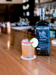 Run for the Border margarita at Dallas and Jane's in Murfreesboro.