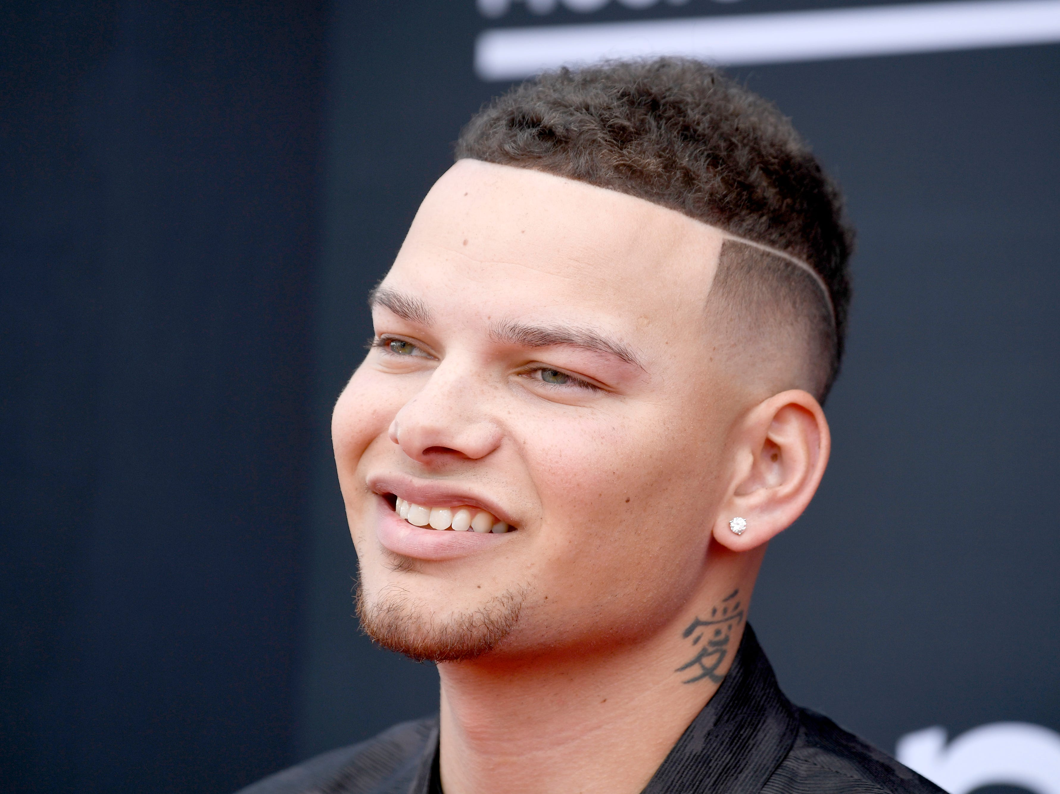 Kane Brown attends the 2019 Billboard Music Awards at MGM Grand Garden Arena on May 01, 2019 in Las Vegas, Nevada.