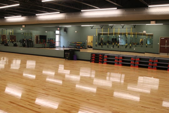 Newly redesigned Wellness Center and Group Fitness Studios at the Fairview Recreation Complex, 2714 Fairview Boulevard.