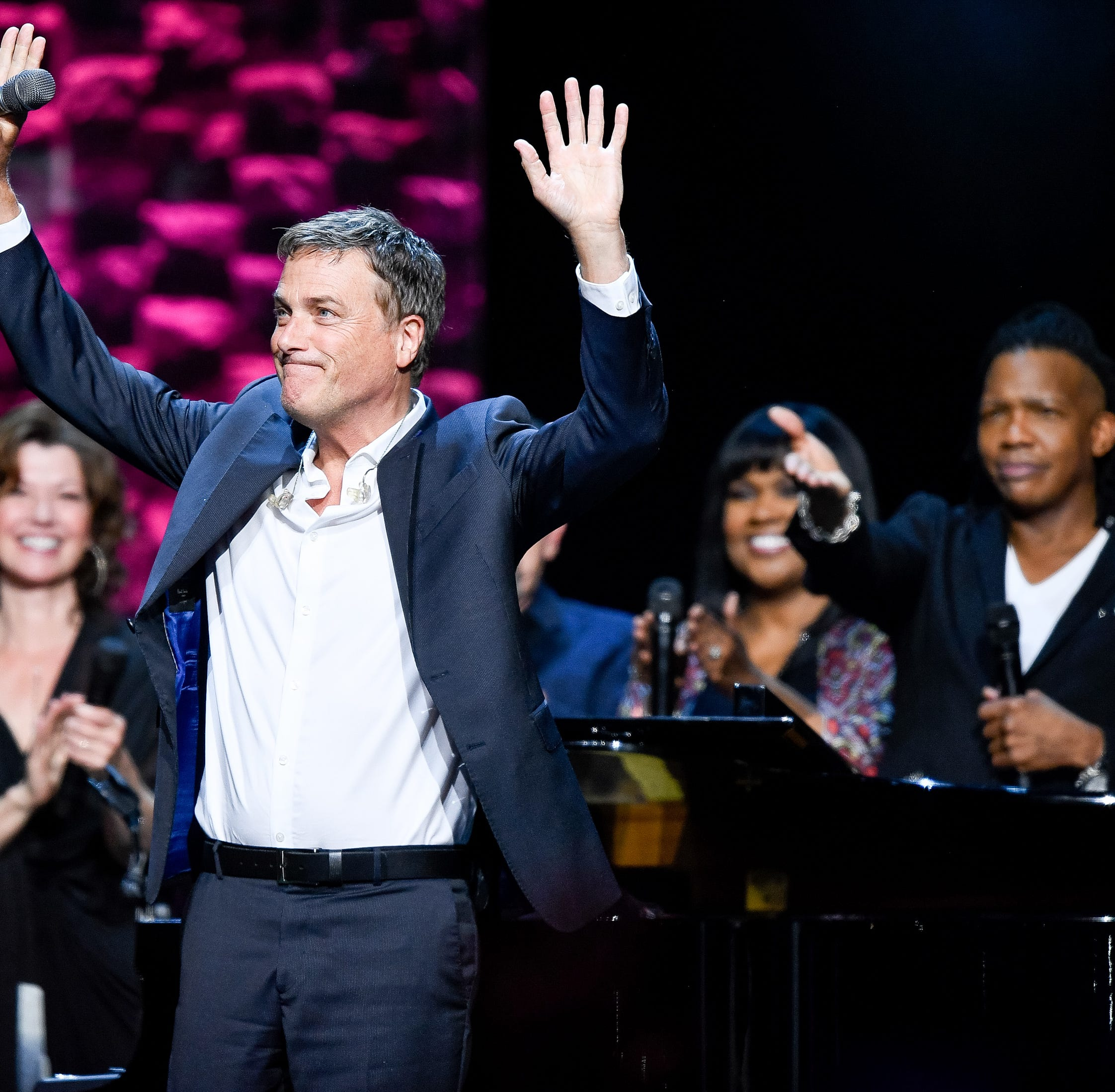 Michael W. Smith marks 35 years with more than 50 fellow artists, three-plus hour tribute