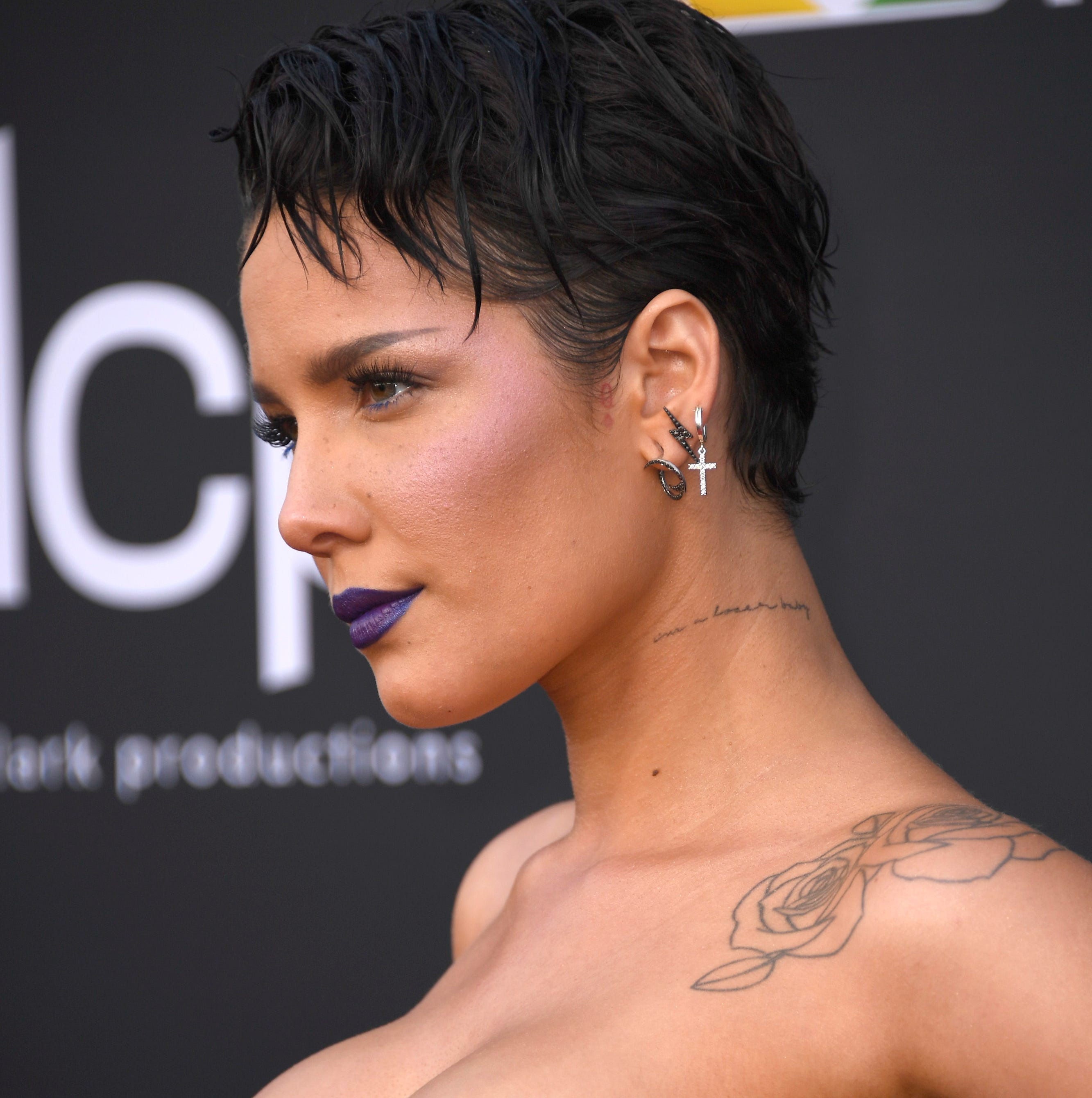 Singer Halsey covers the cost of Penn State grad's speeding ticket after jamming to 'Nightmare'