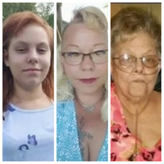 Funeral services were set for Marsha Nuckols, 64, Rachel McGlothlin-Pee, 43, and her daughter Sapphire McGlothlin-Pee, 12, the three were killed in Sumner County in April 2019.