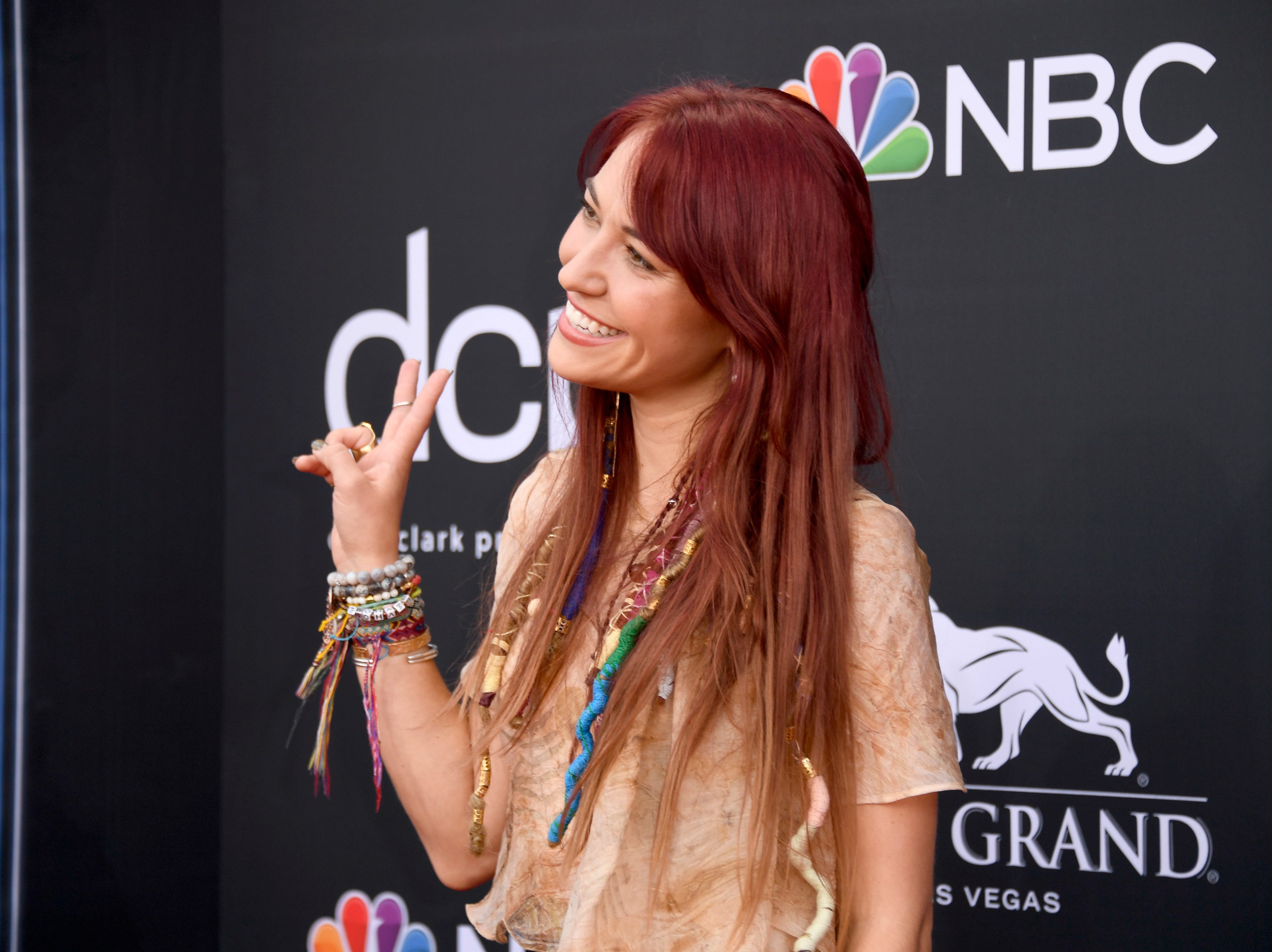 Lauren Daigle attends the 2019 Billboard Music Awards at MGM Grand Garden Arena on May 01, 2019 in Las Vegas, Nevada.