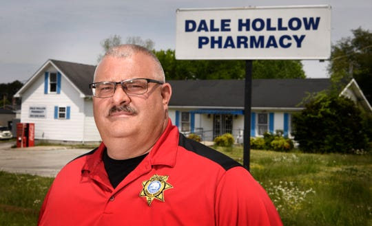Clay County Sheriff Brandon Boone noticed heavy traffic from other counties and states at two pharmacies in the small town of Celina, and thought something was amiss.