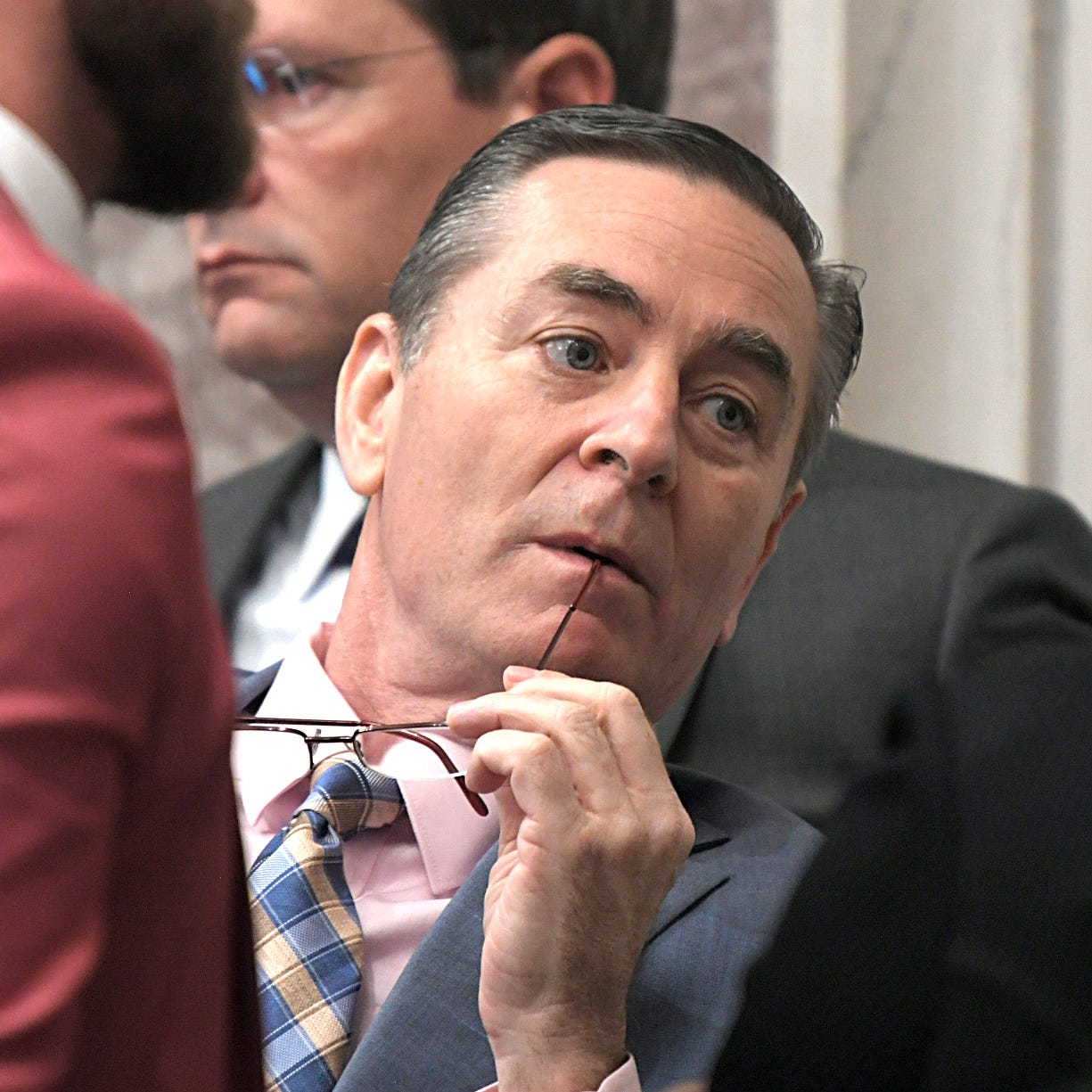 Misogyny and sexts put legislative culture back in spotlight after Casada's top aide resigns