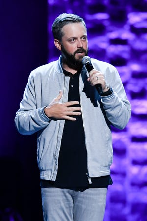 Nate Bargatze will do five shows at Zanies Nashville from Friday, June 5, to Sunday, June 7.