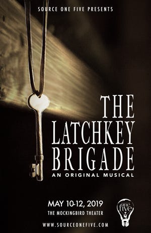 The Latchkey Brigade poster