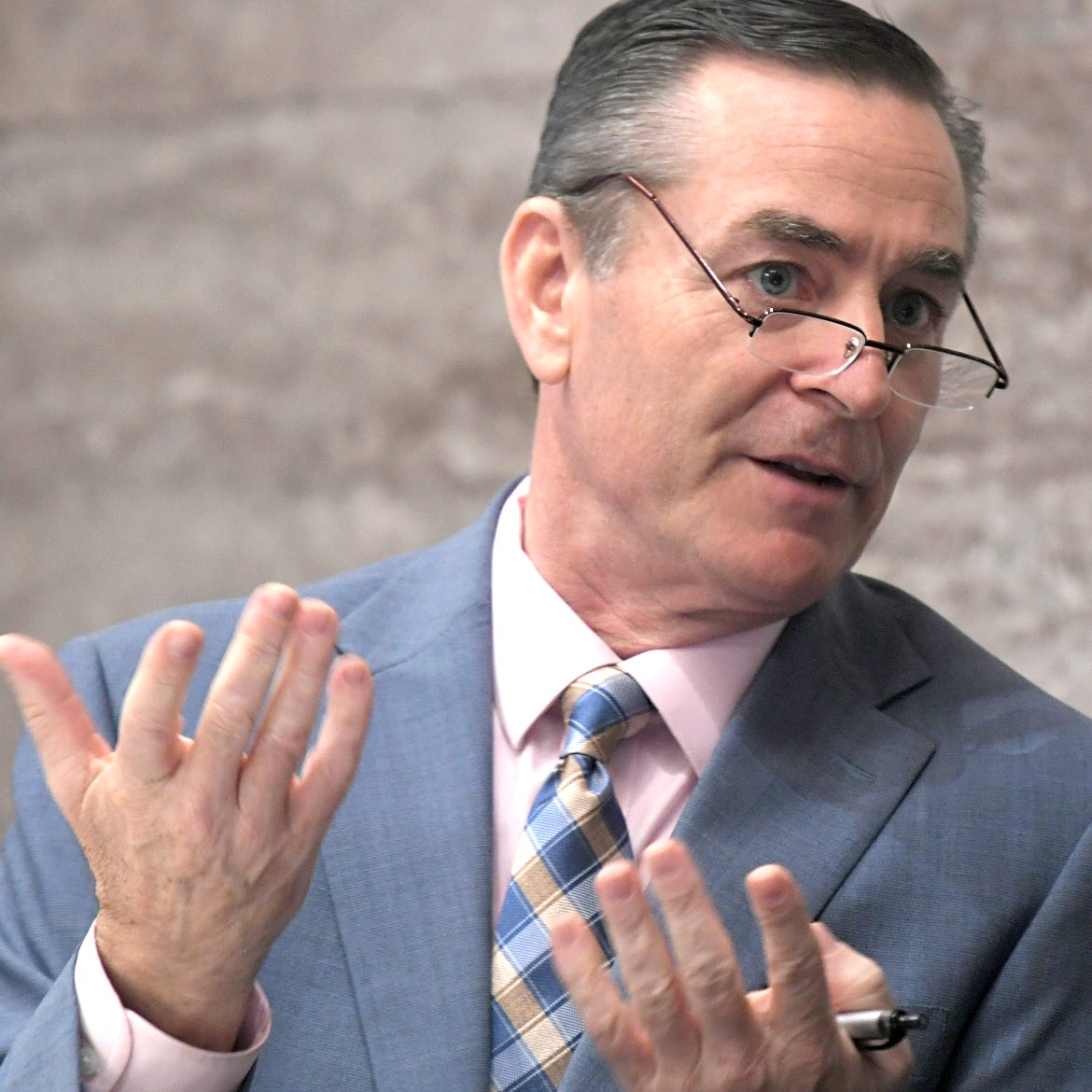 Discussing racism in House, Speaker Casada says chief of staff's texts were 'punch to the gut'