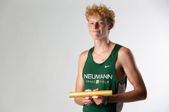 Alex Myrin, St. John Neumann Catholic High School, Track, Senior