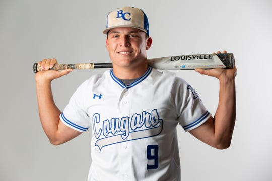 Johnny Long, Barron Collier High School, Baseball, Senior