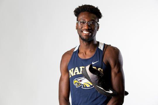 Elijah Wright, Naples High School, Track, Senior