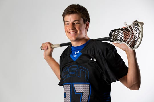 Chris Kastroll, Community School of Naples, Lacrosse, Junior